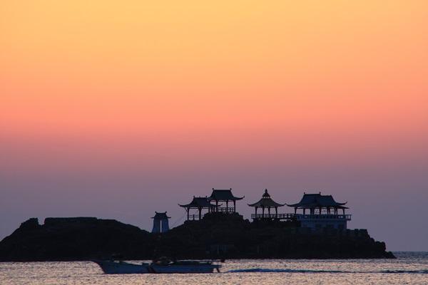 竜宮城は存在した!?幻想的すぎる海上の竹田城「後ヶ島」