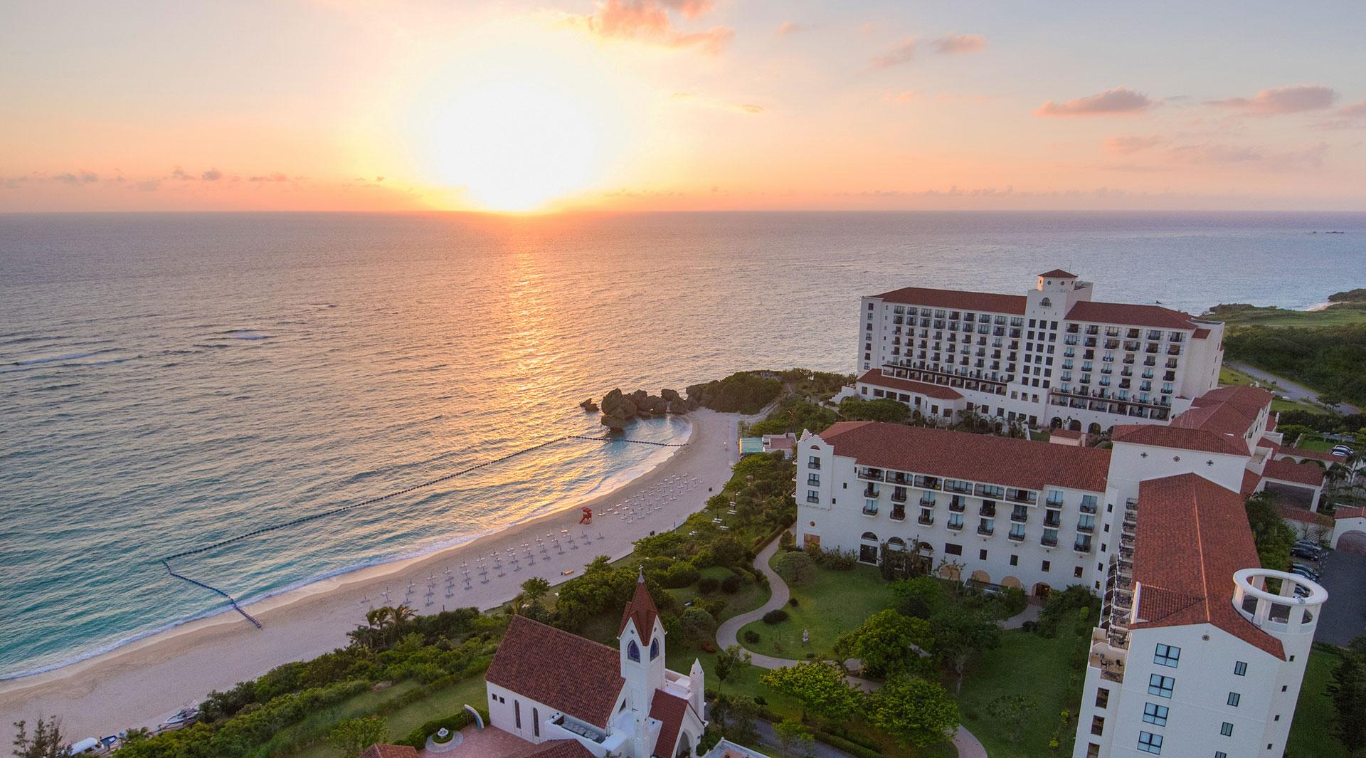 南の島で素敵な休日を満喫しよう!沖縄の高級ホテルおすすめランキング