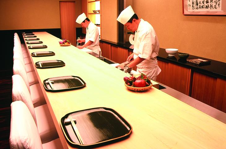 ホテルニューオータニ ザ・メインのレストラン