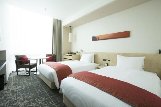 JR九州ホテル ブラッサム新宿の客室