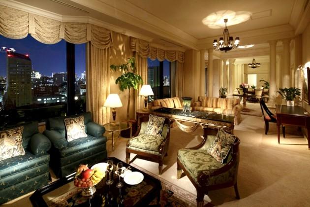 リーガロイヤルホテル東京の客室