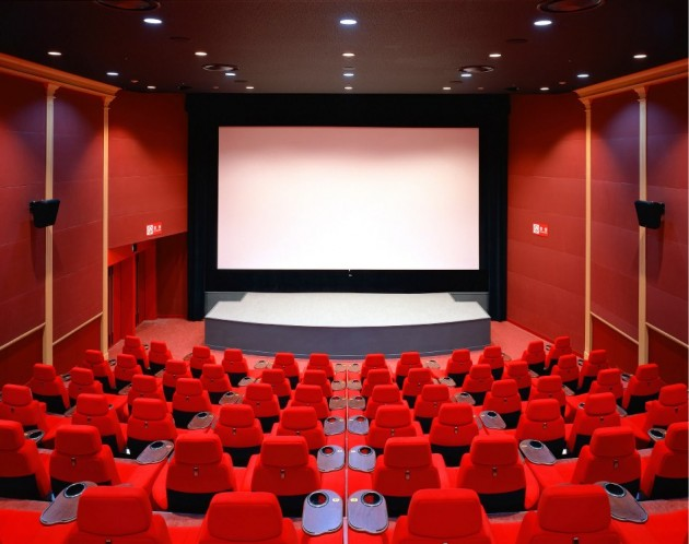 品川プリンスホテルの映画館