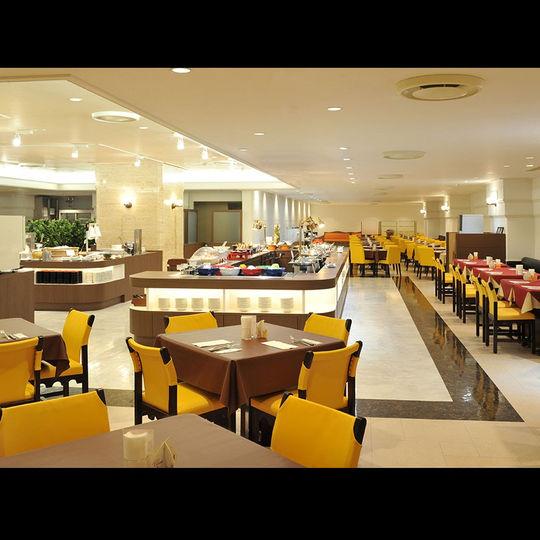 サンシャインシティプリンスホテルのレストラン