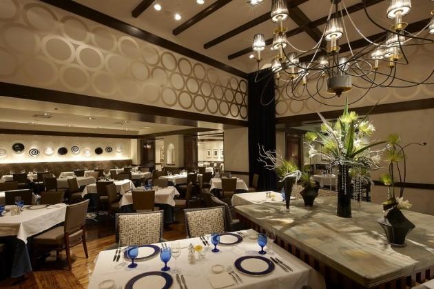京王プラザホテルのレストラン