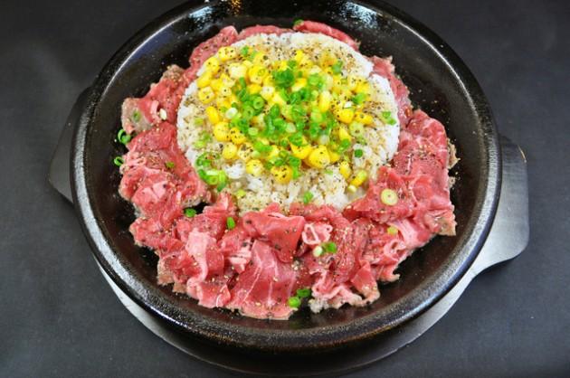 上野ペッパーランチお肉の画像