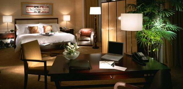 シェラトン都ホテル東京の客室