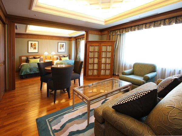 フォレスト・イン昭和館の客室