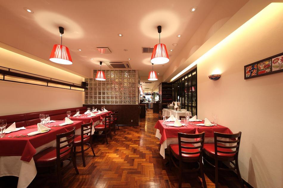 ホテル アバンシェル赤坂のレストラン