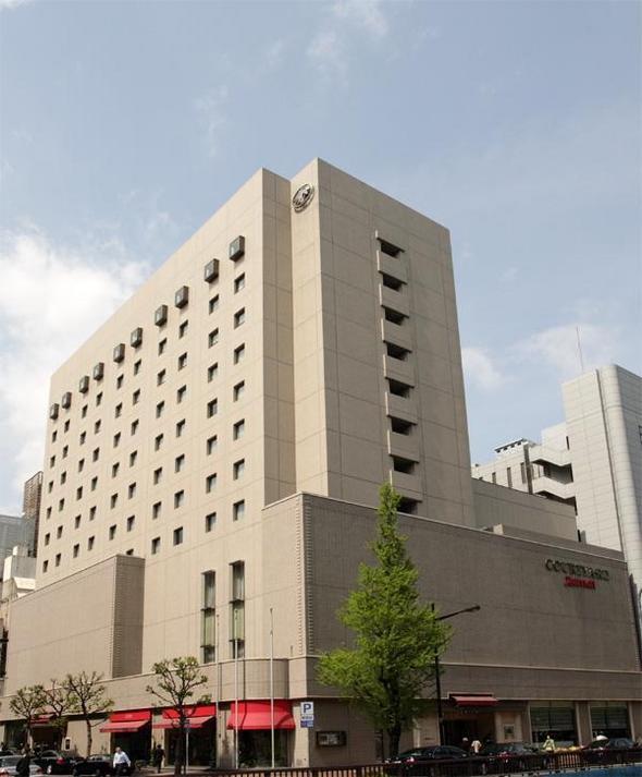 銀座に佇む「コートヤード・マリオット 銀座東武ホテル」
