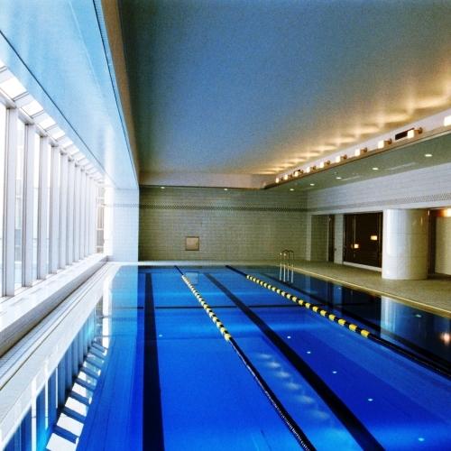 品川プリンスホテルのプール