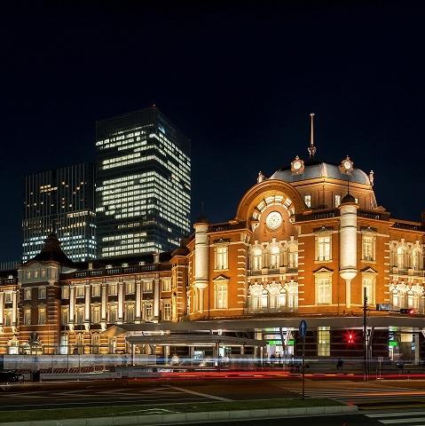 東京ステーションホテルの外観