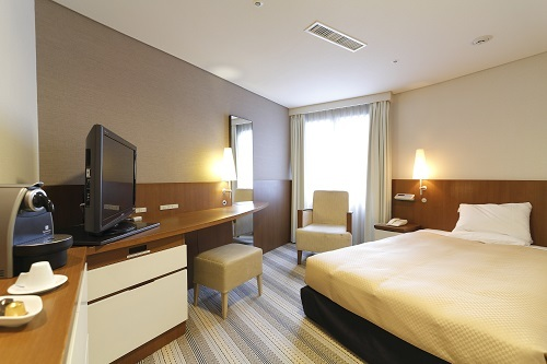 赤坂エクセルホテル東急の客室