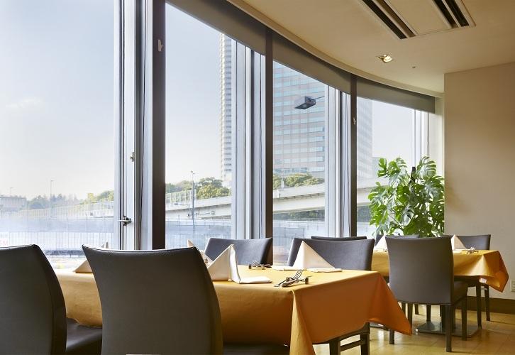 赤坂エクセルホテル東急のレストラン