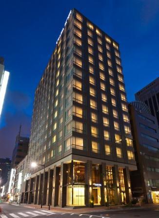 銀座4丁目唯一のホテル「ソラリア西鉄ホテル銀座」
