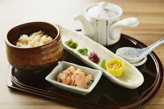 ホテル龍名館お茶の水本店の朝食