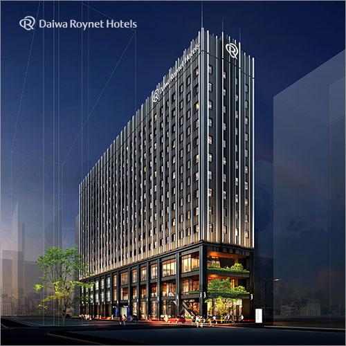 カッコイイ・オトナのための新規ホテル「ダイワロイネットホテル銀座」