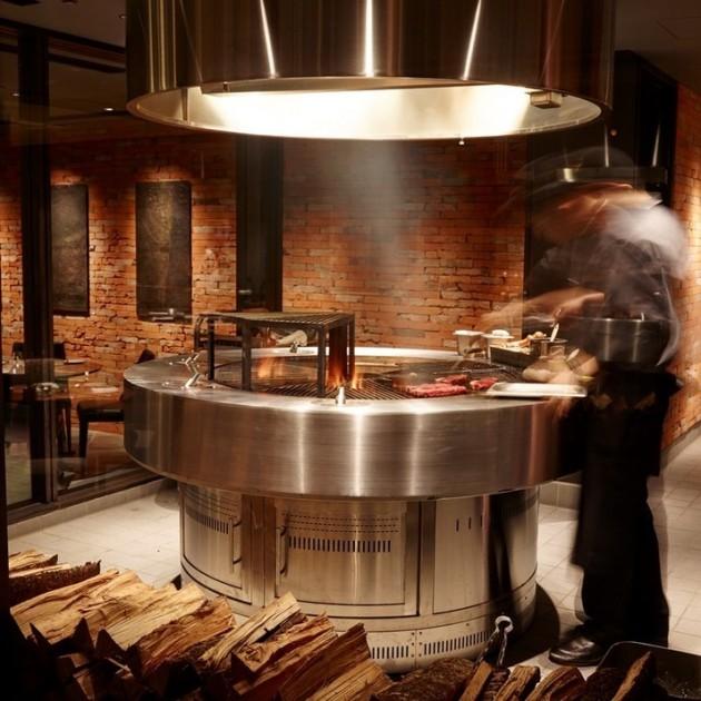 ヒルトン東京のレストラン