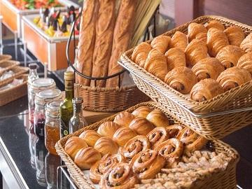 セレスティンホテルの朝食