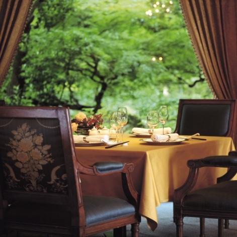 リーガロイヤルホテル東京のレストラン