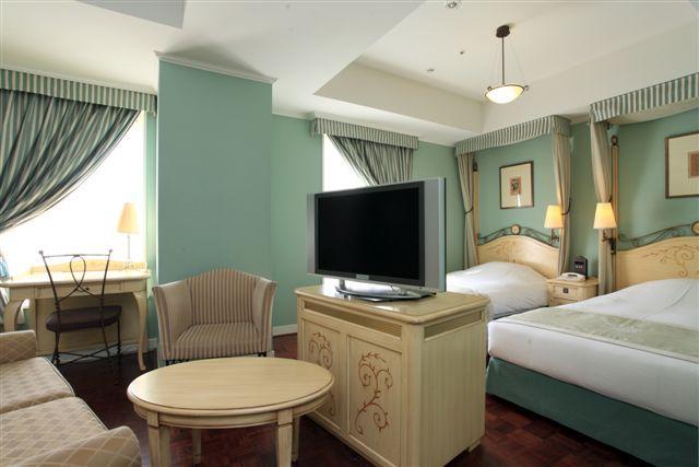 ホテルモントレ ラ・スール ギンザの客室