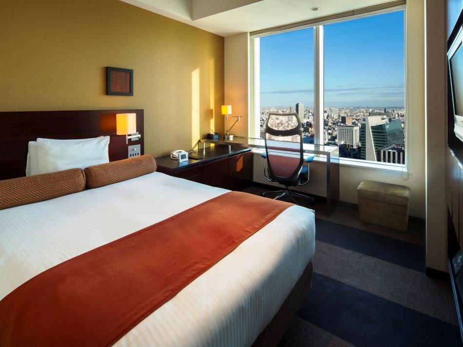 ホテルメトロポリタン丸の内の客室