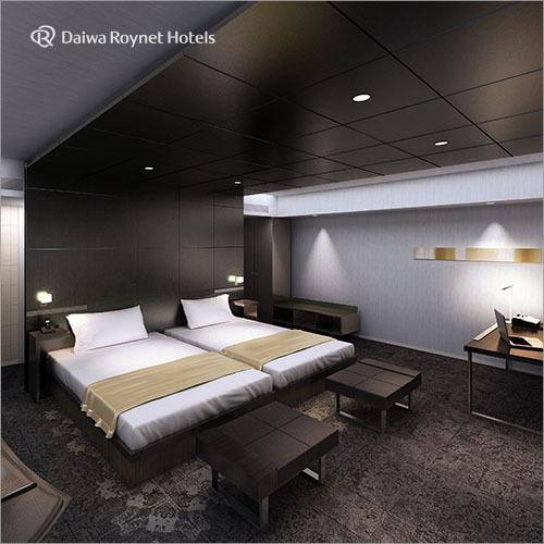 ダイワロイネットホテル銀座の客室