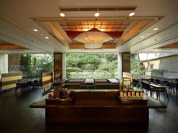 東京プリンスホテルのレストラン
