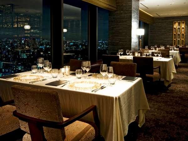 ホテルメトロポリタンのレストラン