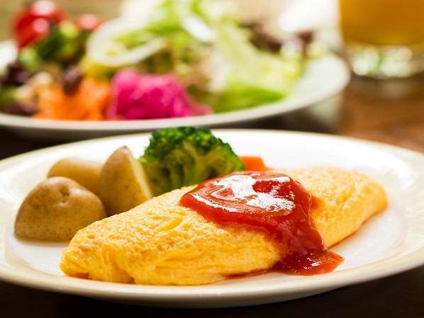 ホテルメトロポリタンの朝食