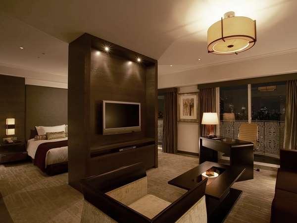 グランドプリンスホテル新高輪の客室