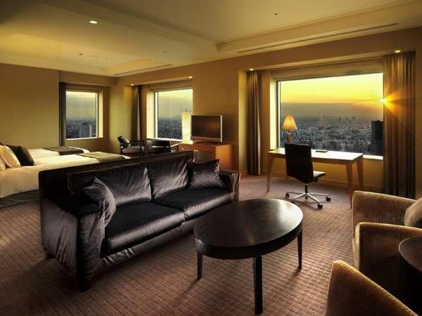 セルリアンタワー東急ホテルの客室