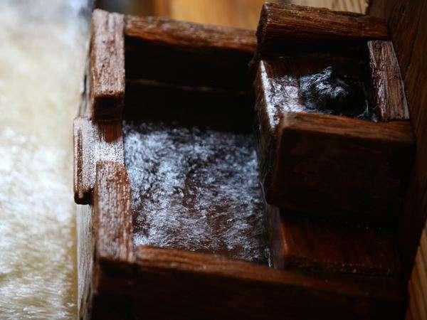 星野リゾート 界 加賀の大浴場イメージ
