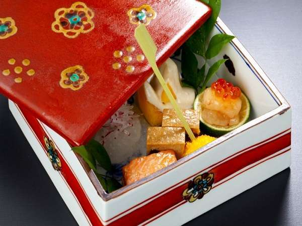 星野リゾート 界 加賀の料理