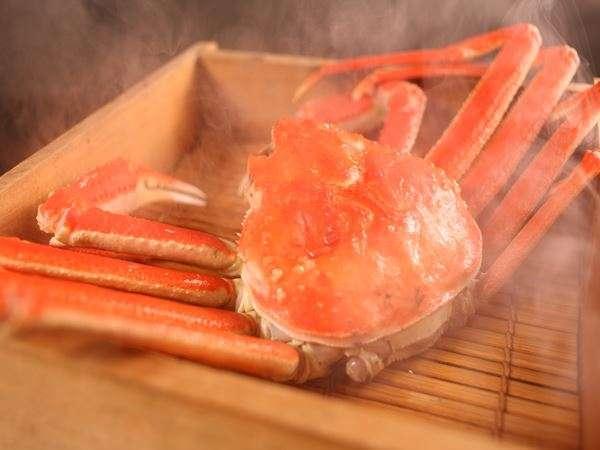 星野リゾート 界 加賀のカニ料理