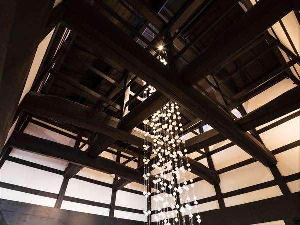 星野リゾート 界 加賀のフロント