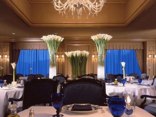 ホテル椿山荘東京のレストラン