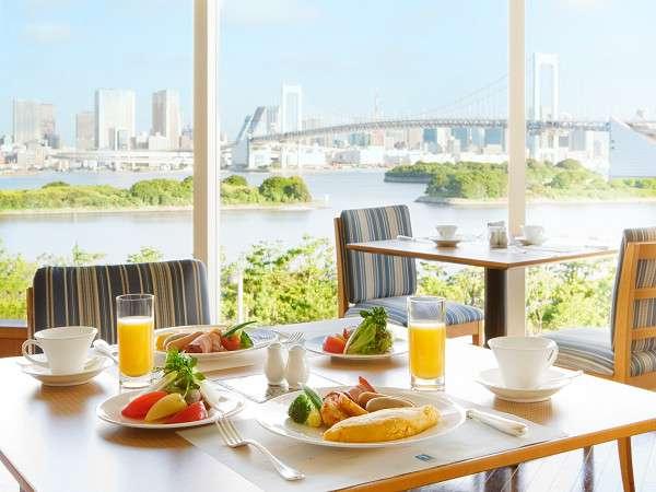 ヒルトン東京お台場の朝食