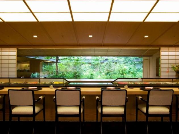 ヒルトン東京お台場のレストラン