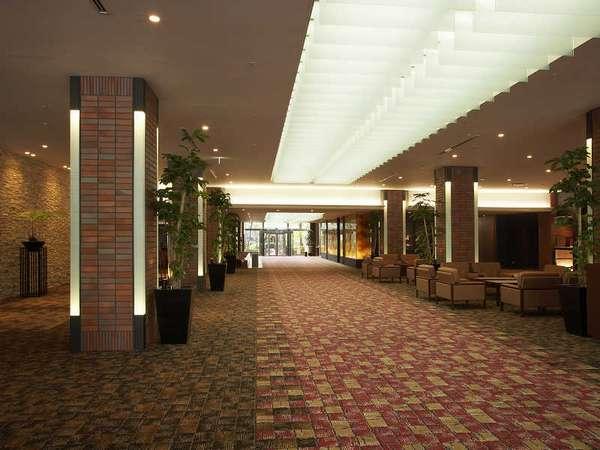 グランドプリンスホテル高輪のロビー