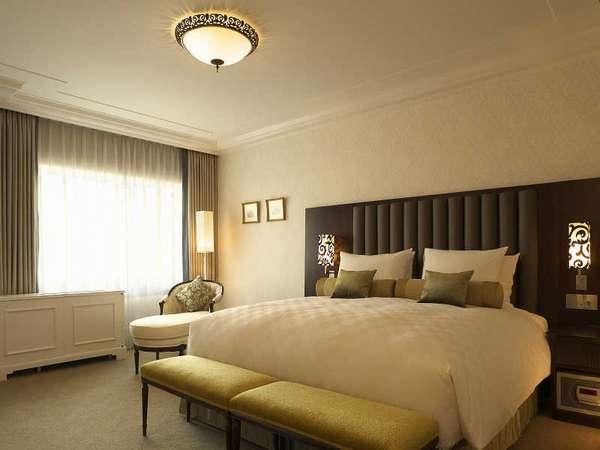 グランドプリンスホテル高輪の客室