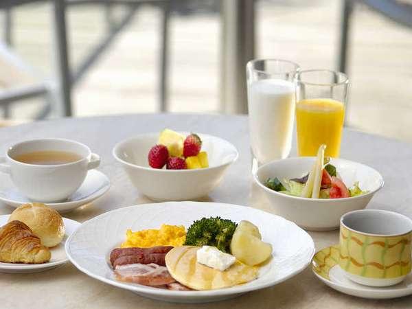グランドプリンスホテル高輪の朝食