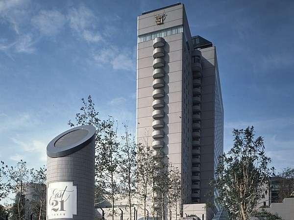空と水に抱かれる都心のオアシス「ホテル イースト21東京」