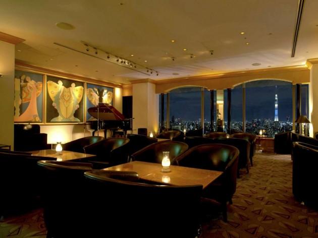 ホテル イースト21東京のバー
