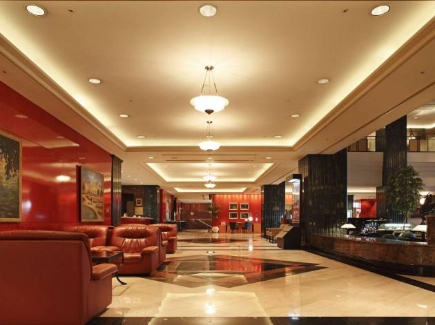 ホテル イースト21東京のロビー
