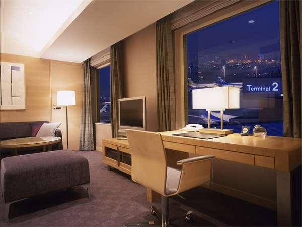 羽田エクセルホテル東急の客室