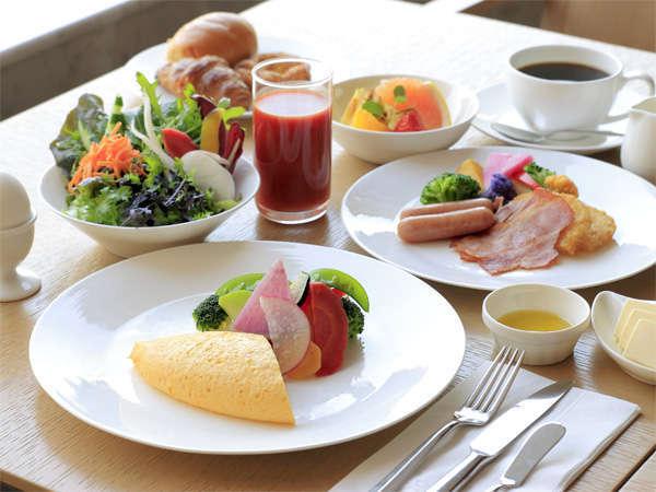 羽田エクセルホテル東急の朝食