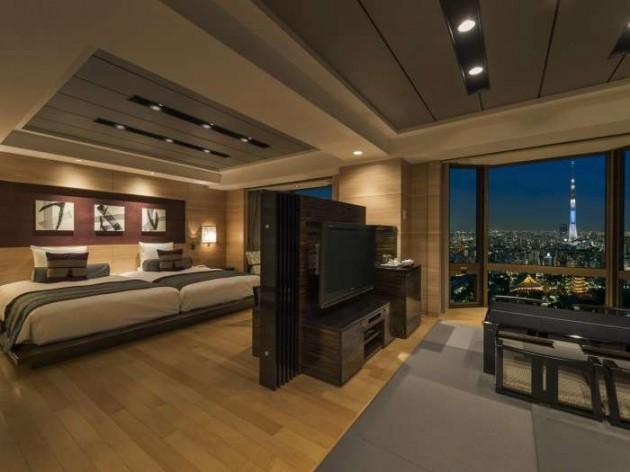浅草ビューホテルの客室