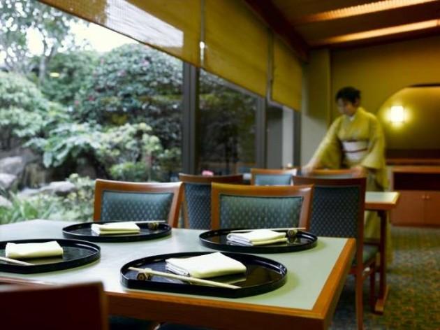 浅草ビューホテルのレストラン