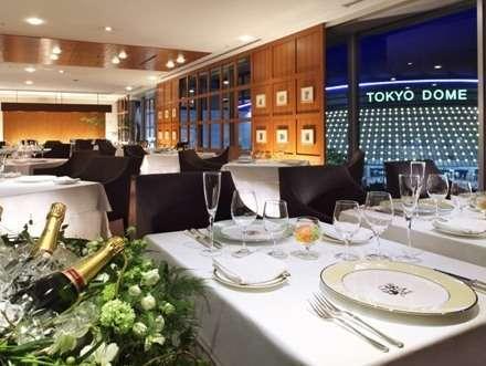 東京ドームホテルのレストラン
