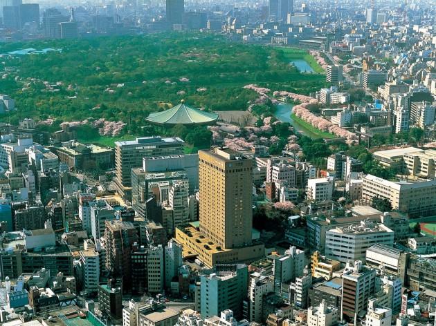 伝統を積み重ねた日本の心を感じる「ホテルグランドパレス」